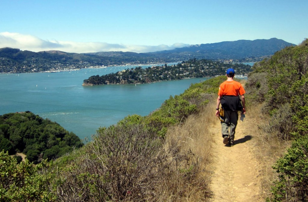 Angel Island hikes. photo: nadiamac.blogspot.com