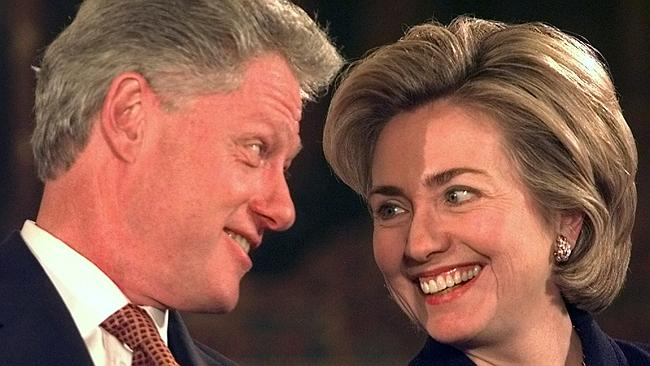 bill clinton charms