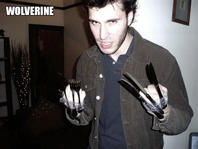 costume wolverine