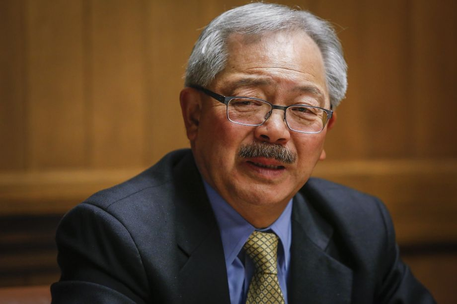 ed lee height