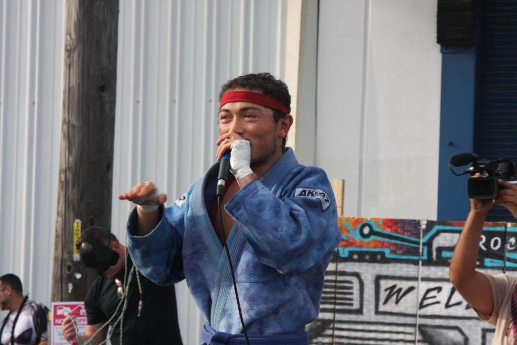 karate mc 2