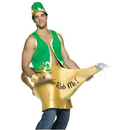Not sexy halloween costume