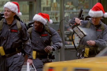 Ghostbusters 2 Christmas