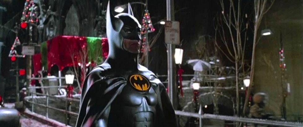 Batman Returns Christmas
