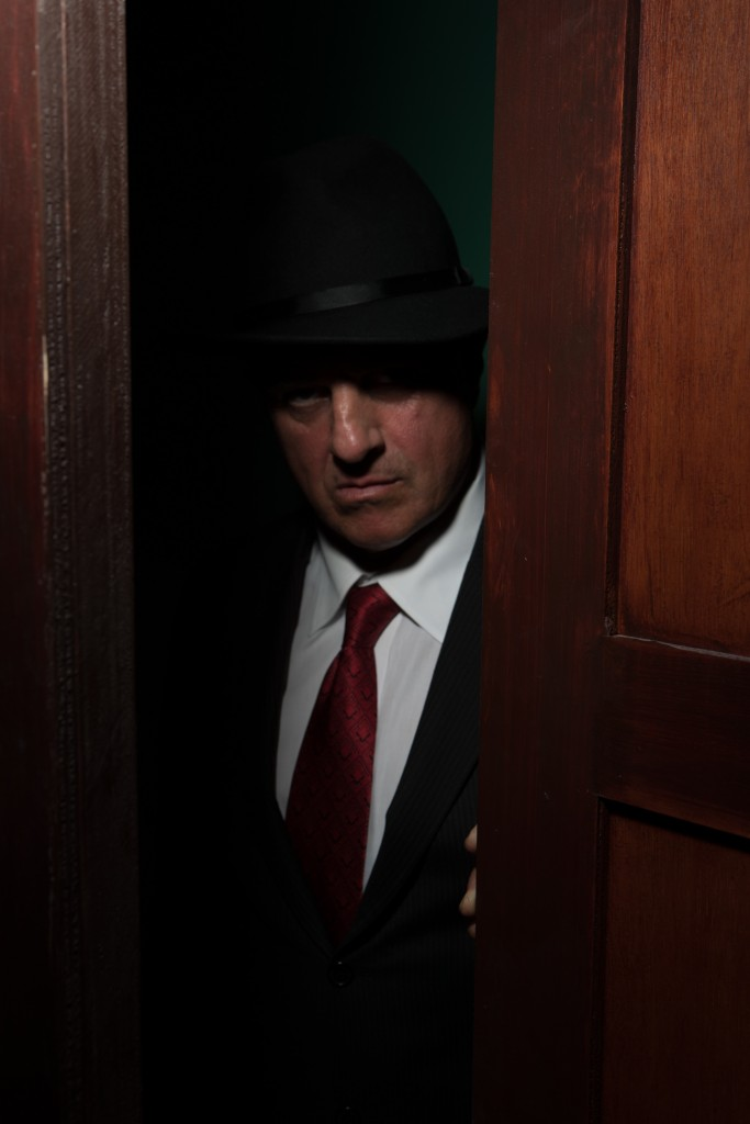 The Speakeasy. Freddie Larson as Vinnie (3). Photo by Peter Liu