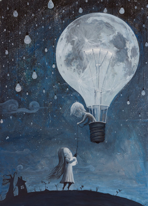 """He Gave Me The Brightest Star"" Adrian Borda"
