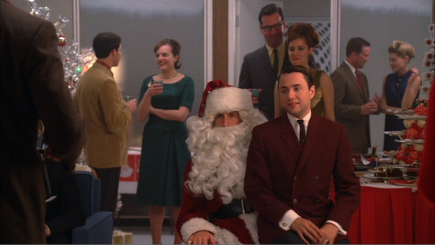 mad men christmas party 6