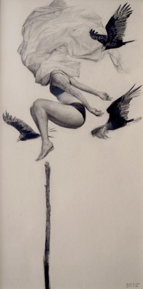 """Mis Fantasmas"" by Karla Ortiz."