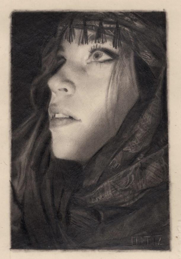 """""""El Ayer"""" by Karla Ortiz."""