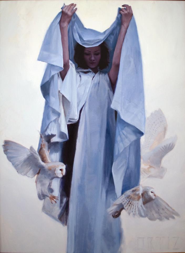 """Ultimum"" by Karla Ortiz"