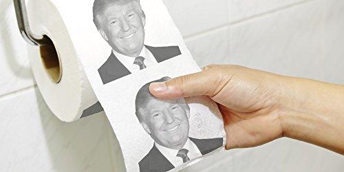Trump Dump Toilet Paper