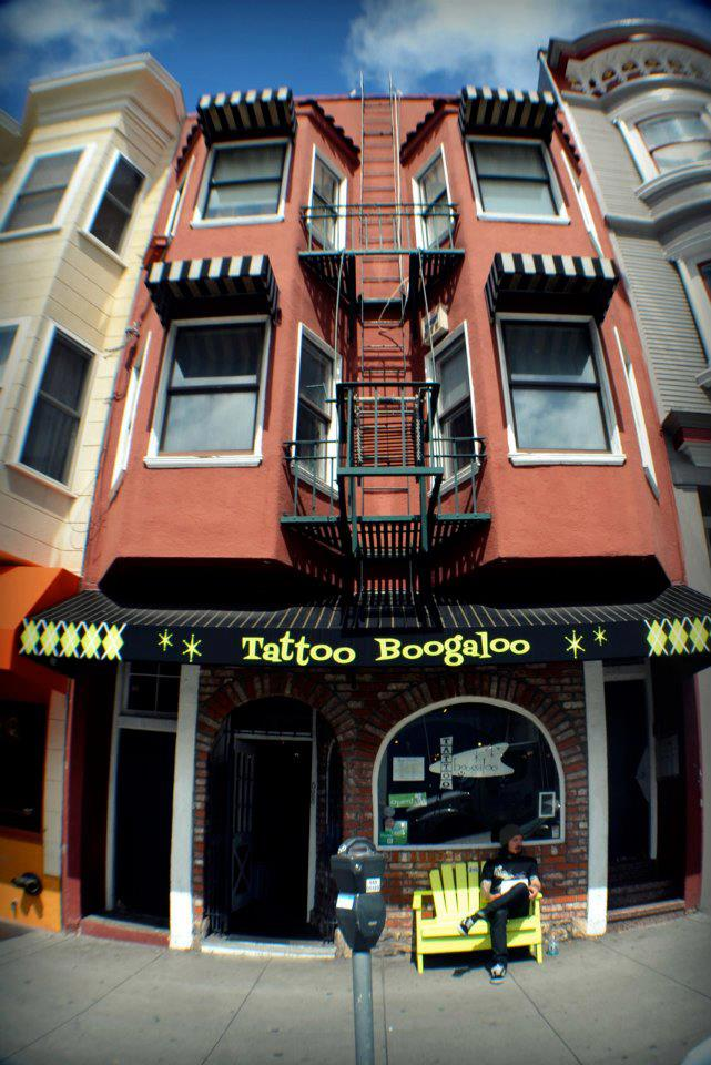 Tattoo Boogaloo North Beach