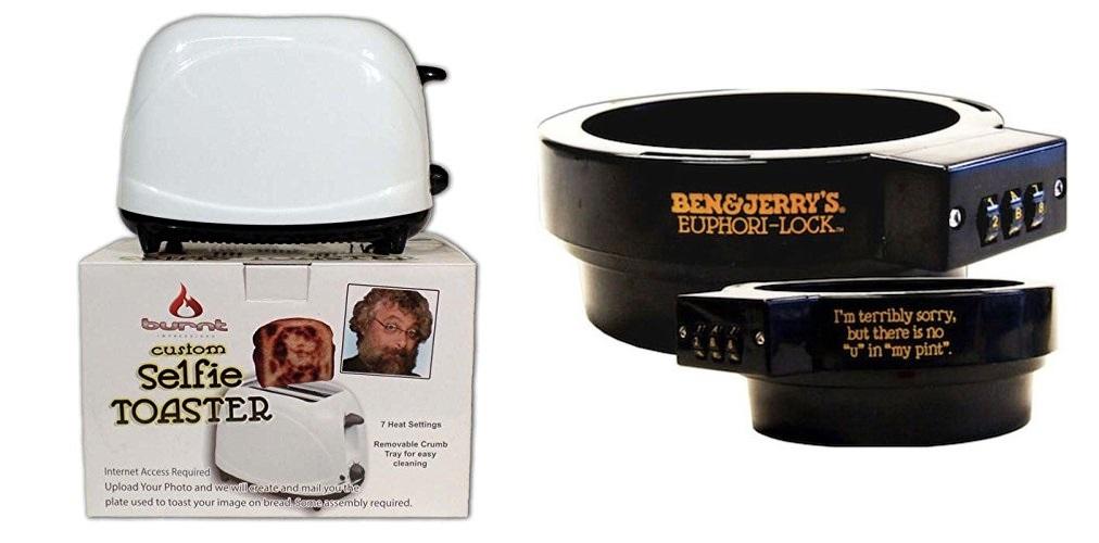 Selfie Toaster and Euphori-Lock