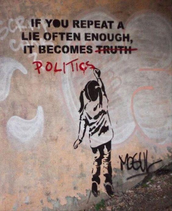 banksy politics