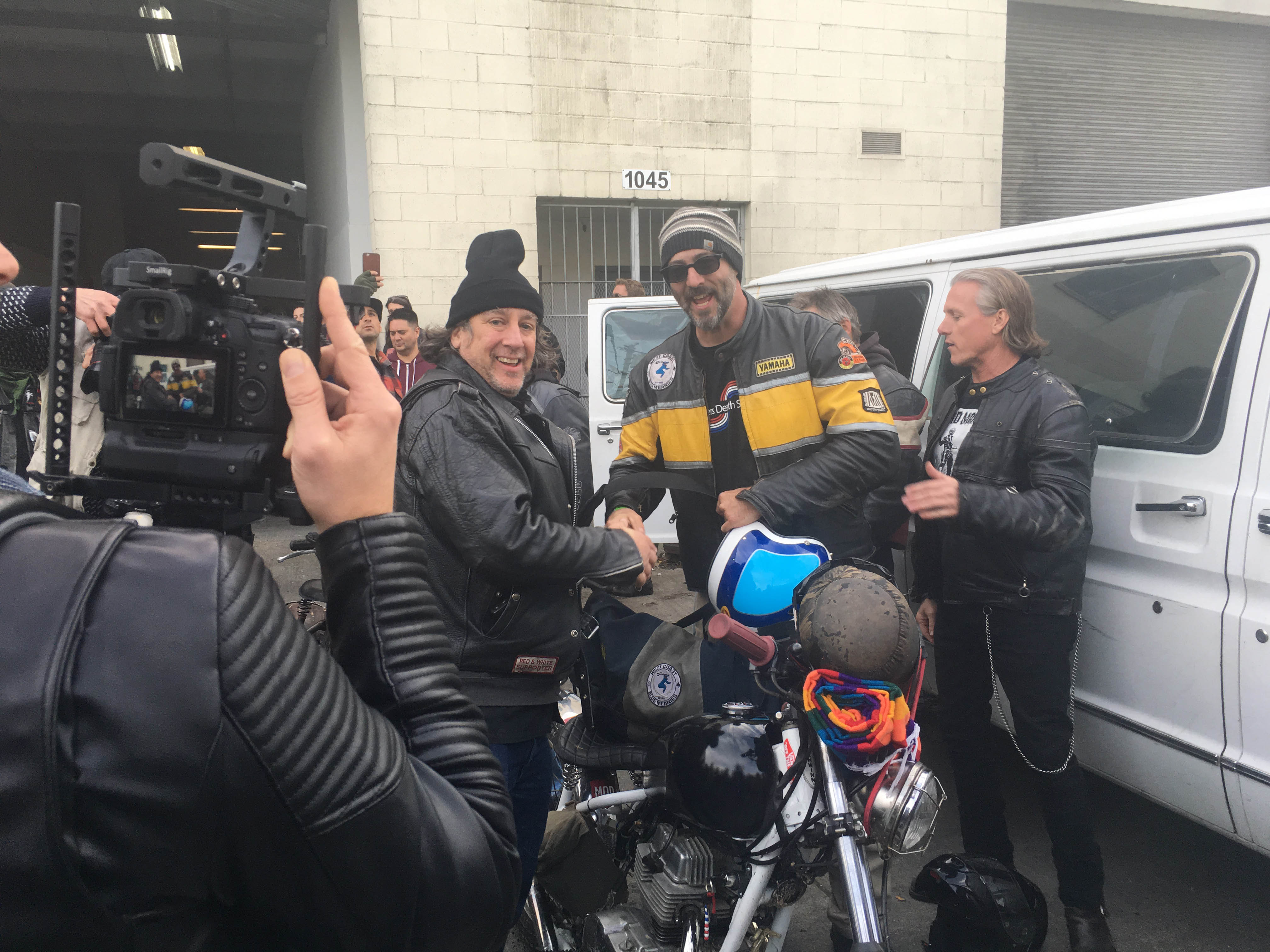 bikers random