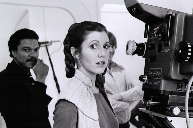 carrie fisher real good
