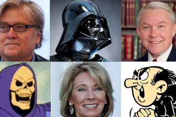 trump cabinet hopefuls