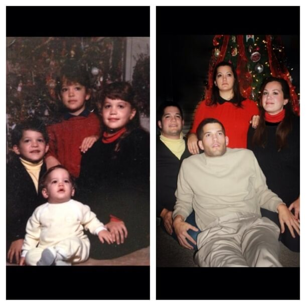 we-recreated-an-old-christmas-photo-for-my-parents-it-ended-up-looking-like-i-was-in-a-coma-77796