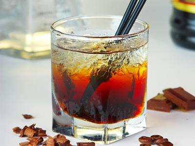 Spiced Spencer Punch