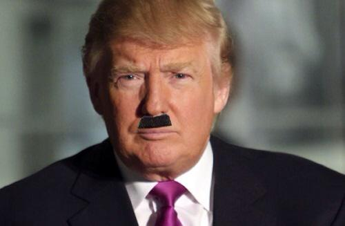 Donald-Trump-Hitler