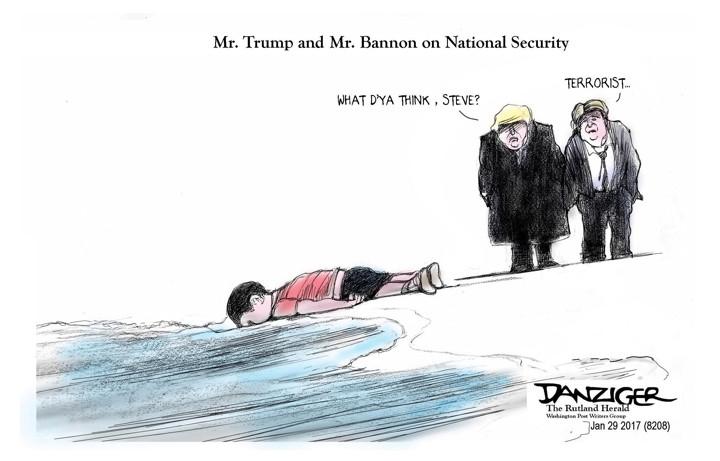 Jeff Danziger / Rutland Herald