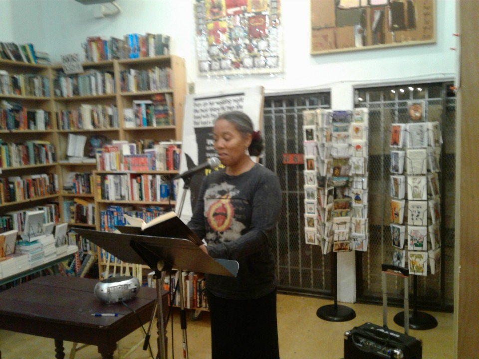 Marilyn Fowler reads Poe's Annabel Lee