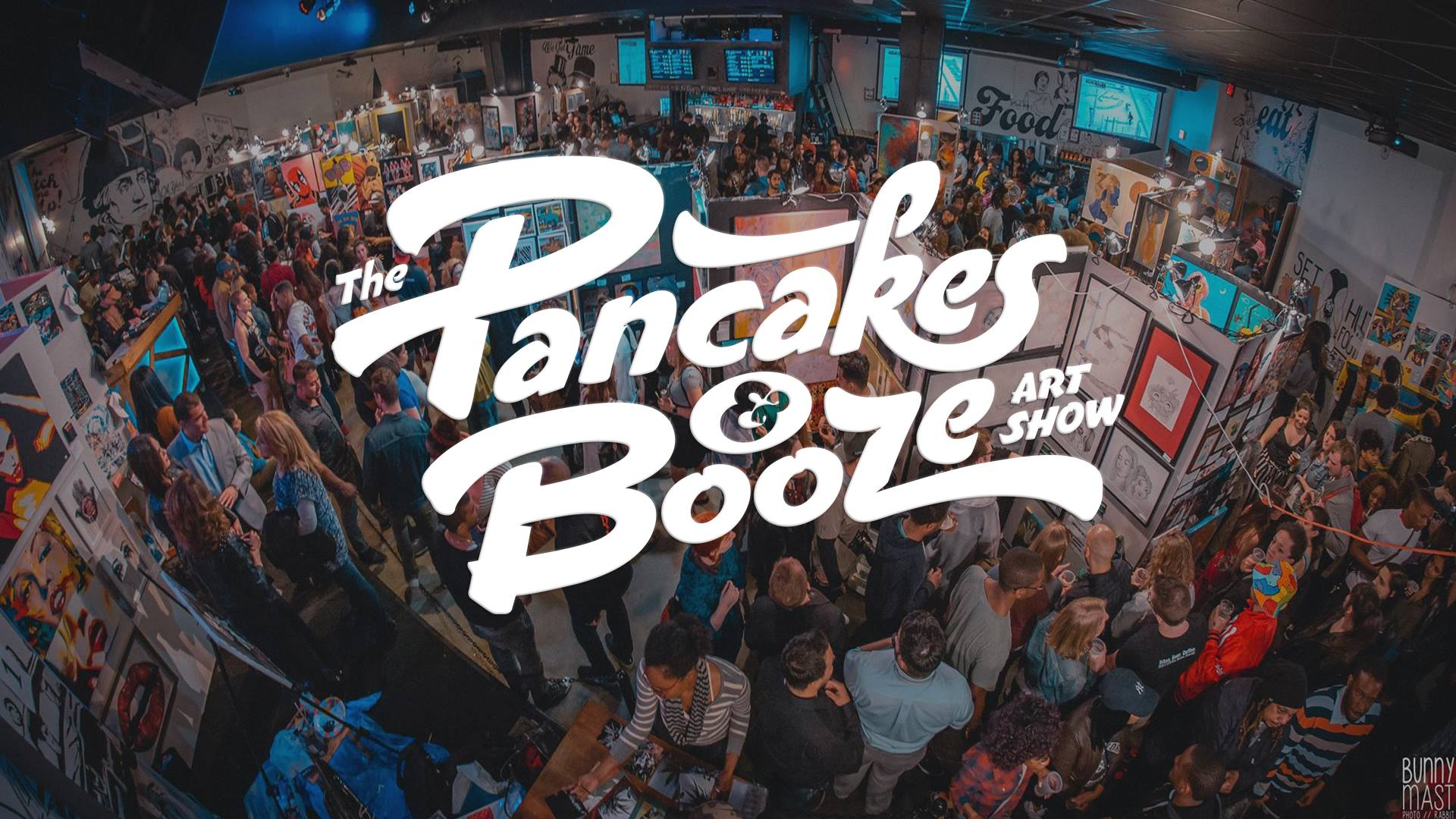 pancakes and booze