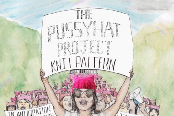 pussy hat cover