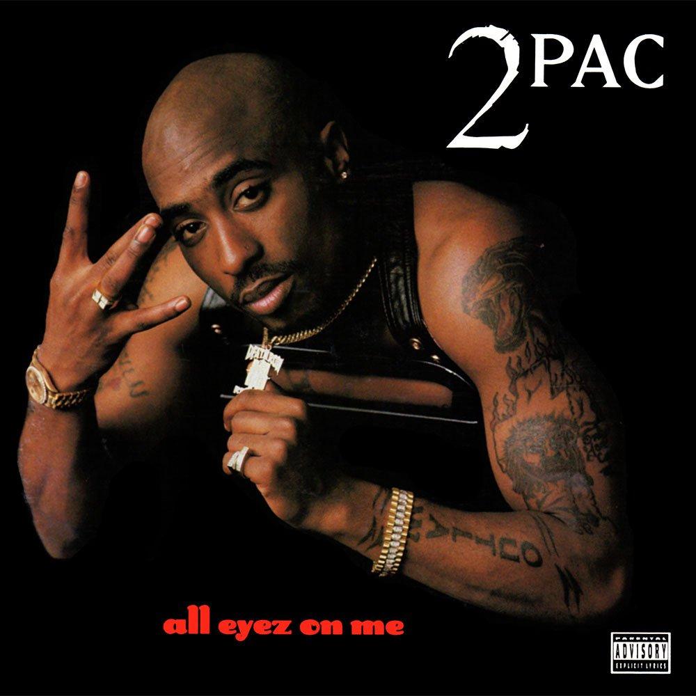 A seminal album from Tupac Shakur