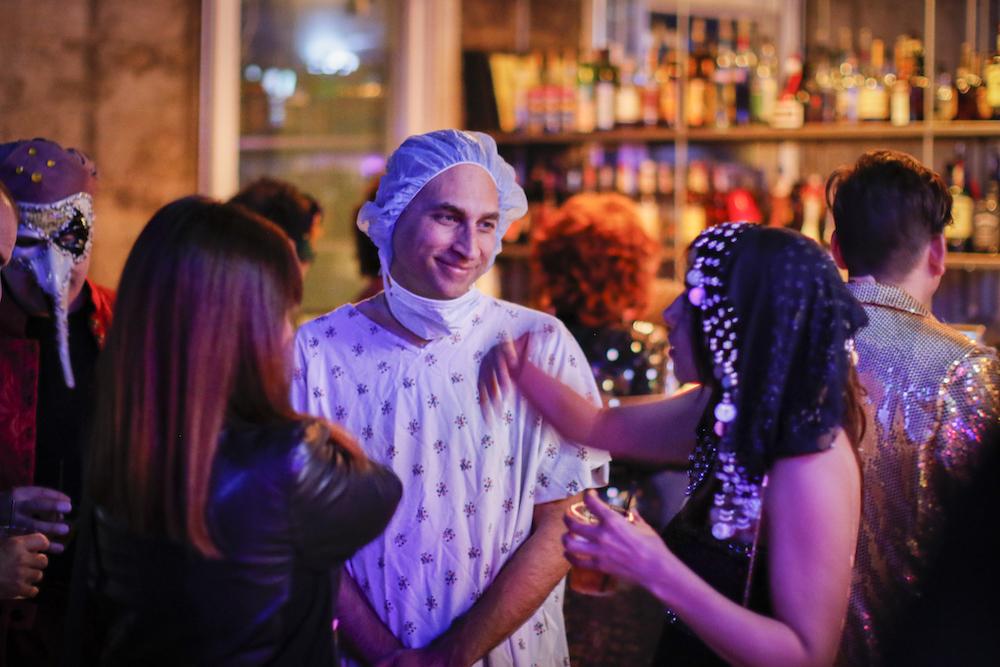 Crazy Purim Costume Party - Codeword, SF, CA, USA