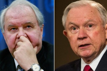 sessions and russia