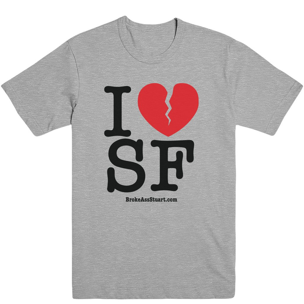 I heartbreak SF