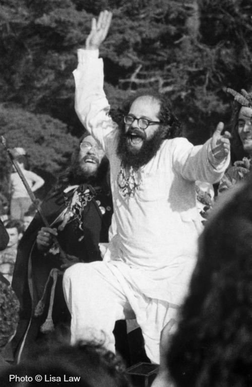 Allen Ginsberg/courtesy GLBT Historical Society