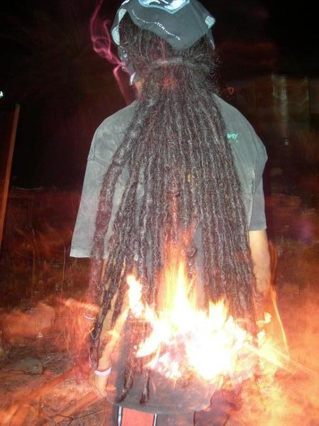 dreadlock fire