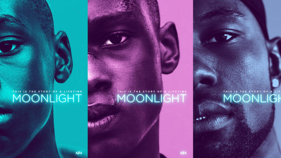 Moonlight (2016) Little, Black, Chiron