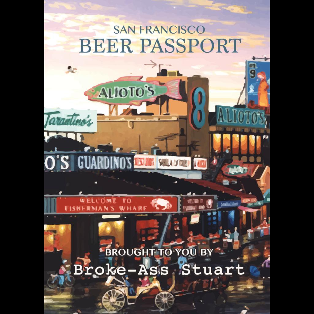 sf beer passport