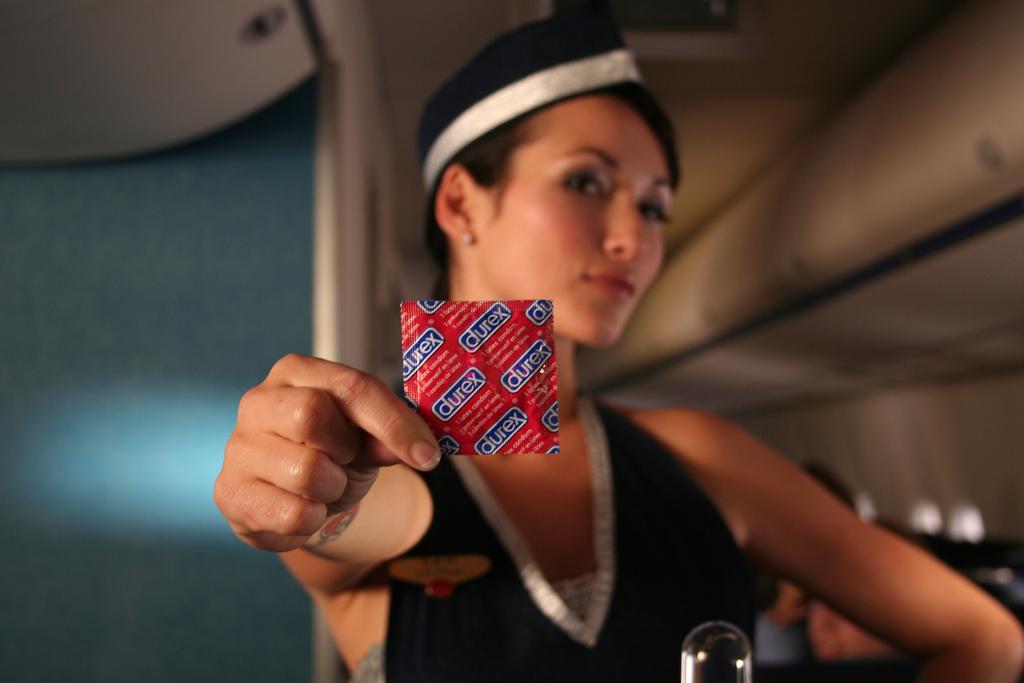 Sex Mit Stewardess
