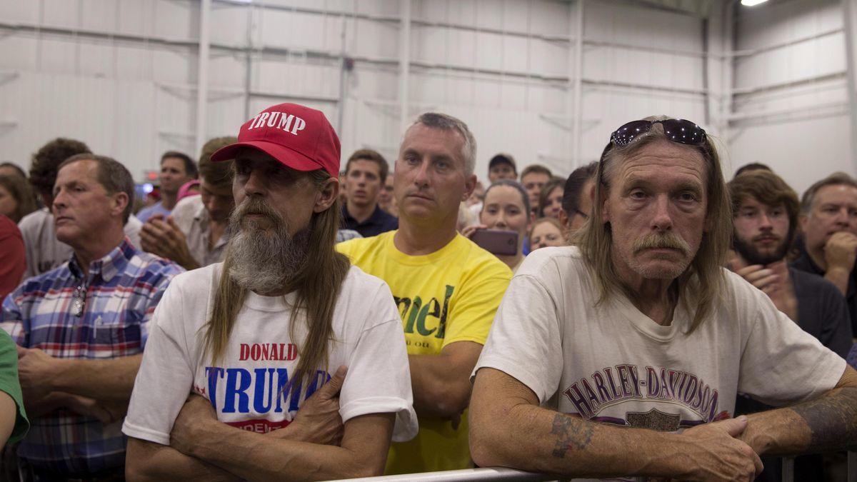 sad trump supporters
