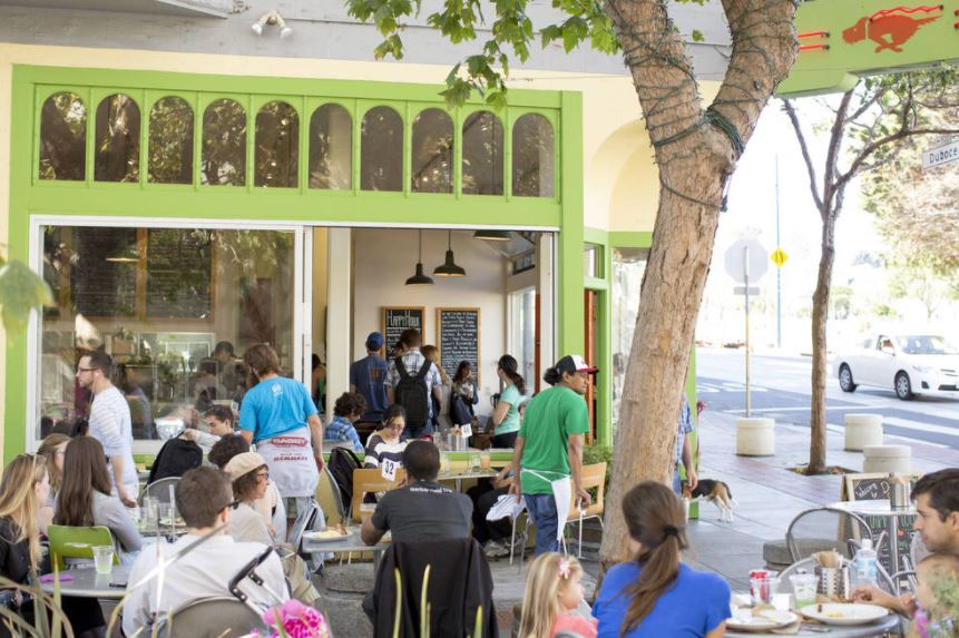 Duboce Park Cafe San Francisco
