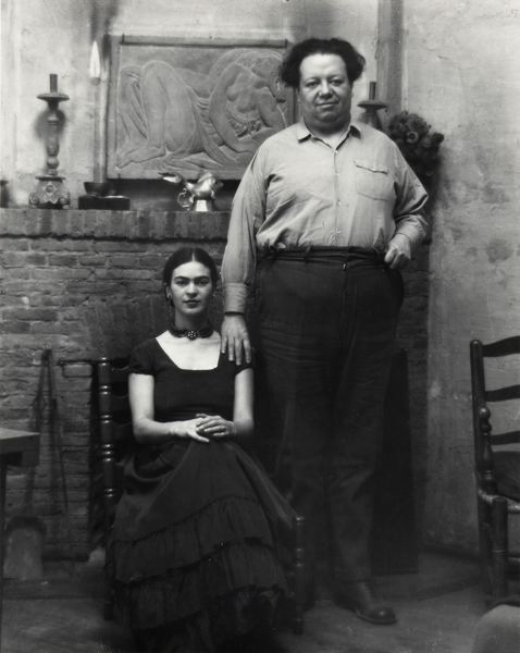 sfcentric history when frida kahlo and diego rivera. Black Bedroom Furniture Sets. Home Design Ideas