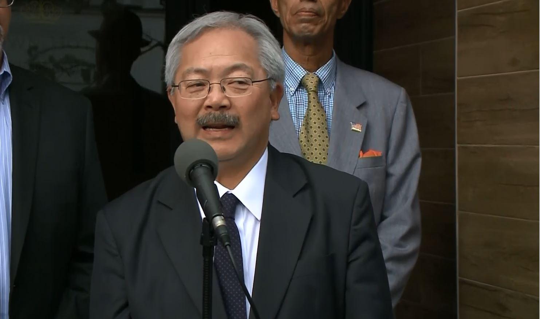 RIP Mayor Ed Lee, My Sometimes Nemesis