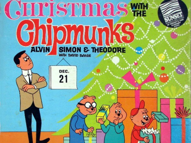 Chipmunks Christmas.The Undeniable Greatness Of Christmas With The Chipmunks