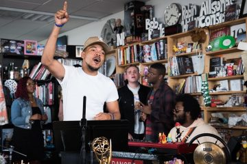 Chance the Rapper, NPR Poetry