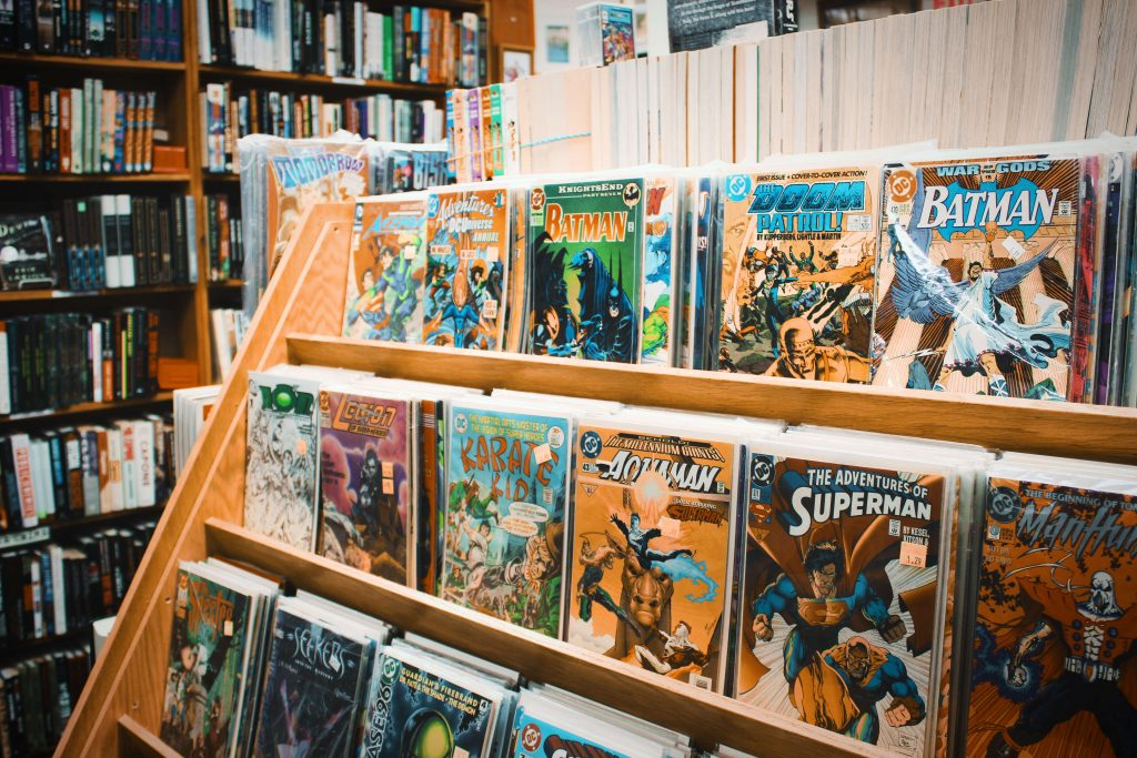 Things to Collect comic books