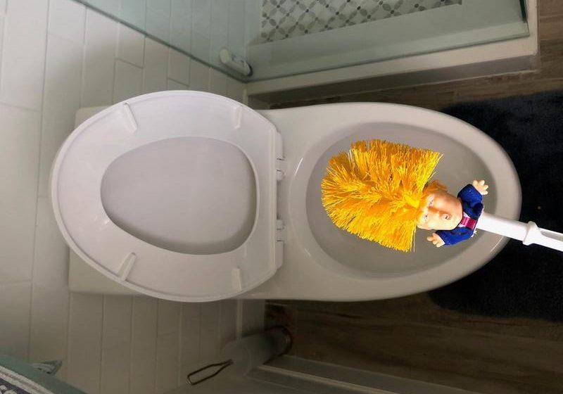 Artist Makes Trump Toilet Brushes Finally Broke Ass Stuart S Website March 27, 2019june 25, 2019. artist makes trump toilet brushes