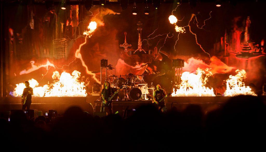 Slayer - Riot Fest 2019