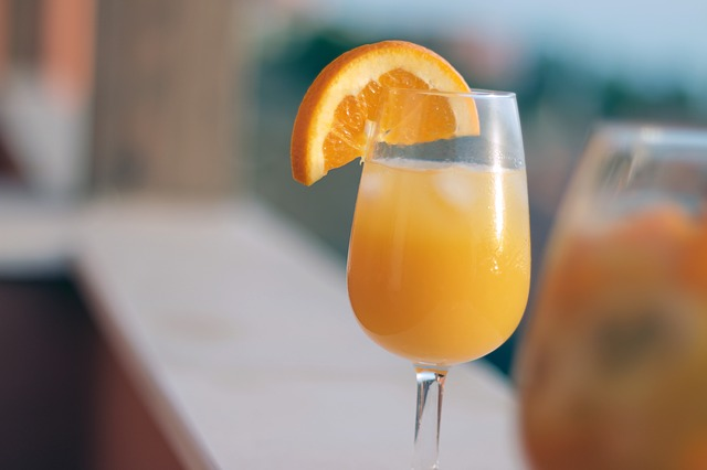Photo of a mimosa